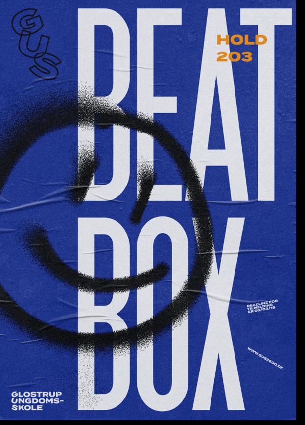 Mockup, Plakater, Beat Box