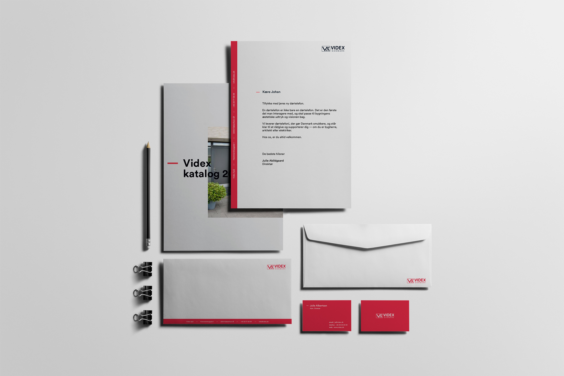 Stationery-corporate-Videx